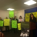 Workers, Advocates Announce SWEAT Report in Albany