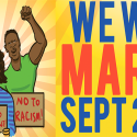 Sept. 25th : March Against Displacement!
